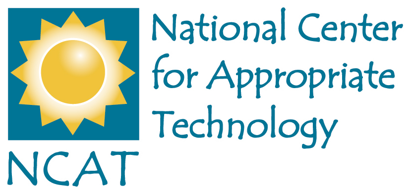 National Center for Appropriate Technology website